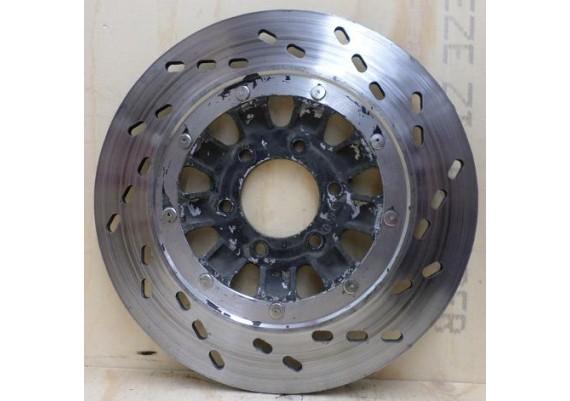 Remschijf achter (2) 260 x 56 x 7 mm. GSX 750 EF/ES