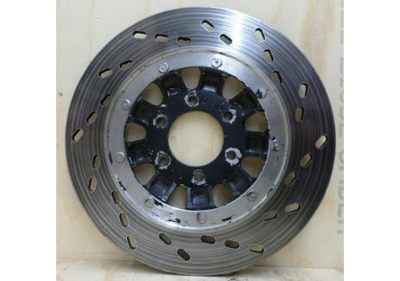 Remschijf achter (3) 260 x 56 x 7 mm. GSX 750 EF/ES