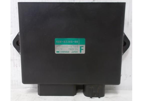 CDI-unit (1) 4SV-82305-00 131800-6760 YZF 1000 R