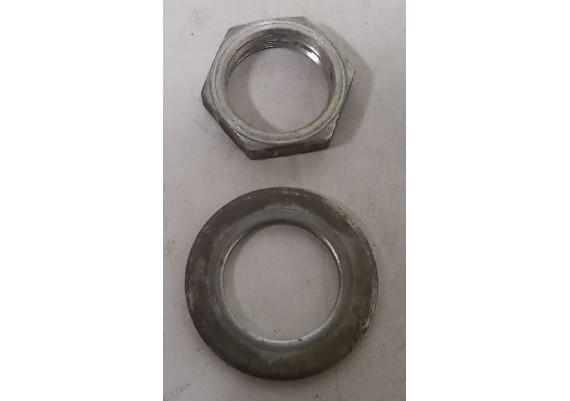 Moer en ring T-stuk CB 650 SC NH