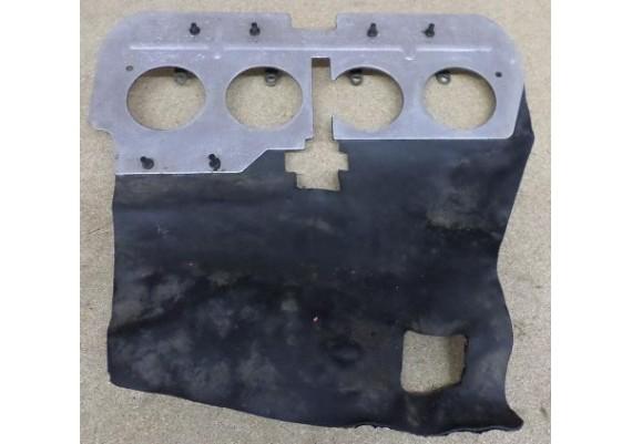 Hitteschild carburateurs/motorblok FJ 1200 A