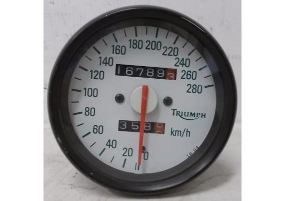 Kilometerteller / snelheidsmeter (16789 km.) Sprint ST
