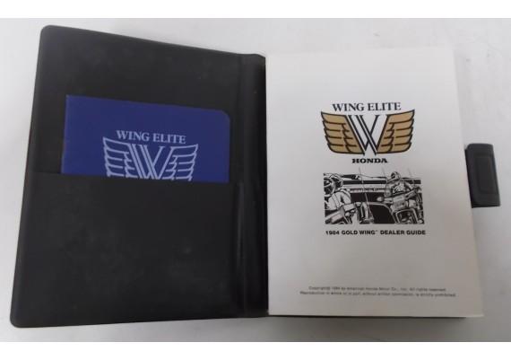 Dealerlijst Amerika 1984 Gold Wing