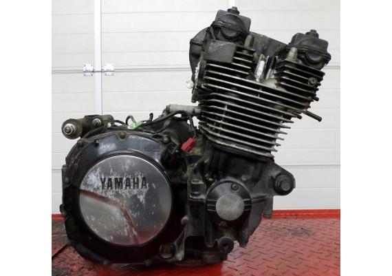 Motorblok (78035 km.) inclusief dynamo en ontsteking FJ 1200 A
