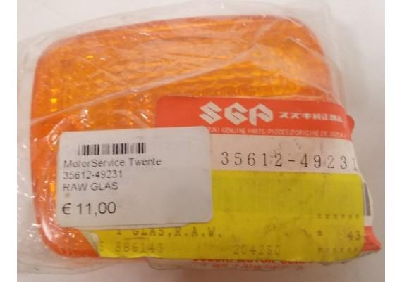 Knipperlichtglas NIEUW 35612-49231 GS 450 L