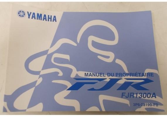 Owners Manual FJR 1300A 2005 Frans 3P6-28199-F0