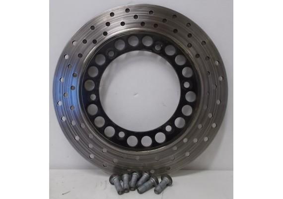 Remschijf achter (1) 4,2 mm. inclusief bevestigingsboutjes (set) YZF 600 R