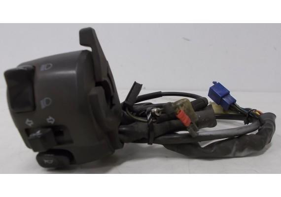 Stuurhelftschakelaar links (1) inclusief chokehevel en kabel YZF 600 R