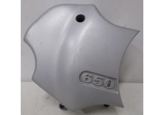 Tandwielkap zilver (1) 11142343572 F 650 GS