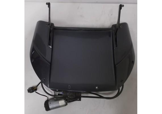 Kuipruitverstelling elektrisch inclusief onderplaat (1) K 1100 LT