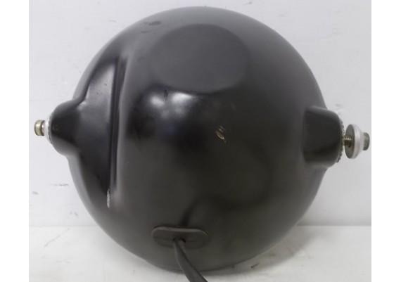 Koplamphuis zwart (1) Monster 600