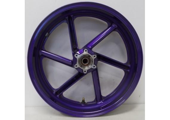 Voorvelg paars (1) J16 x MT3.50 Honda 01R CBR 900 RR SC28