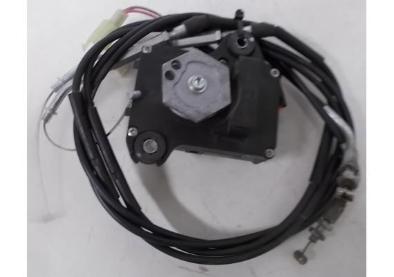 Servomotor EXUP-klep (1) inclusief kabels ! 33970-41G00 235600-0060 GSX R 600 K6