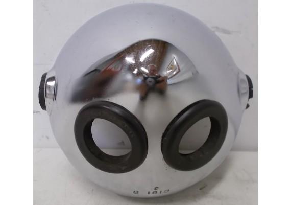 Koplamphuis chroom (1) 2181 8 GS 450 L