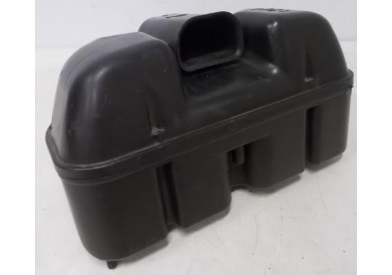 Luchtfilterhuis (1) inclusief luchtfilter, soepele rubbers en klemmen FZR 600 R