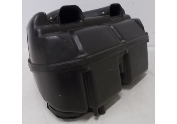 Luchtfilterhuis (2) inclusief luchtfilter, soepele rubbers en klemmen R1