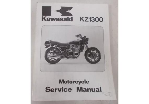 Service manual KZ 1300 1979-1983 99924-1015-05