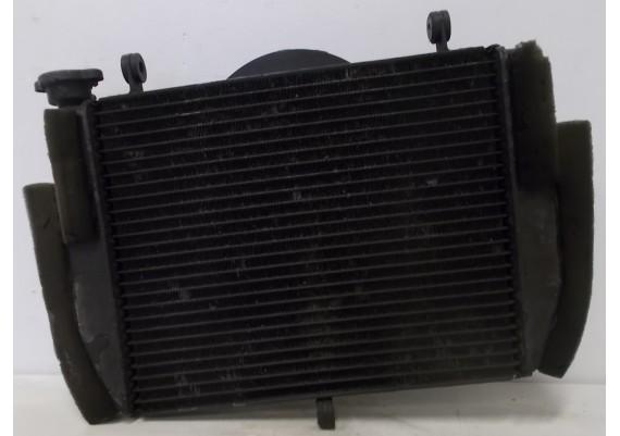 Radiateur (2) inclusief ventilator R6