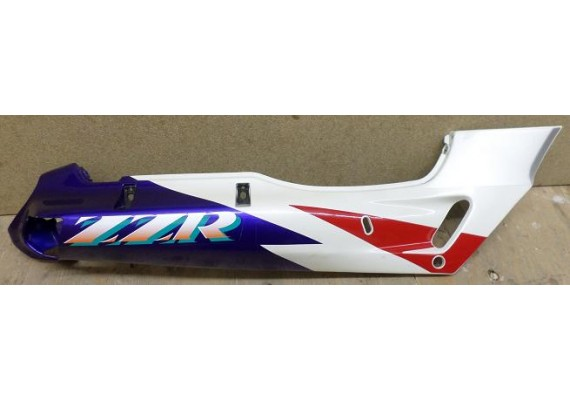 Achterkant-kont rechts paars/wit/rood 36001-1494 ZZR 600 1995