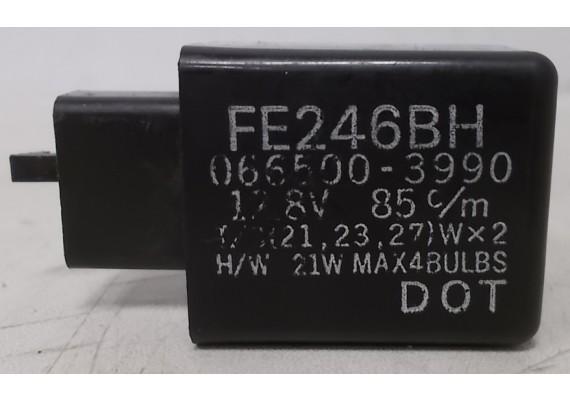 Knipperlichtrelais (1) FE246BH YZF 600 R