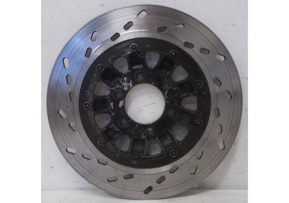 Remschijf links voor (1) 4,75 mm. GSX 550 EF/ES