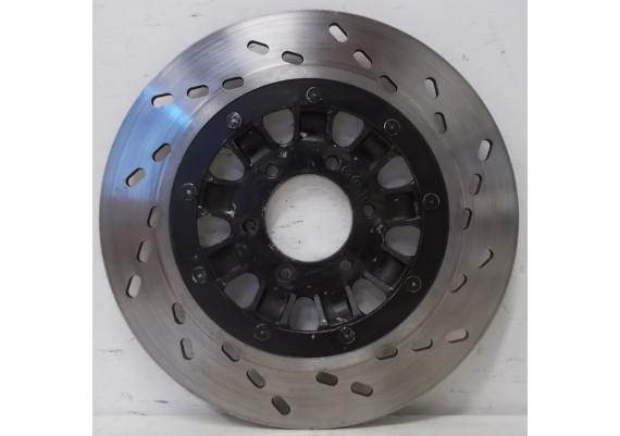 Remschijf rechts voor (1) 5,0 mm. GSX 550 EF/ES
