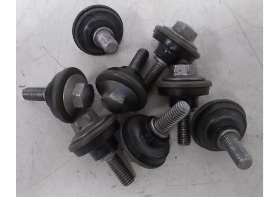 Kleppendekselboutjes (set van 8 stuks) YZF 600 R