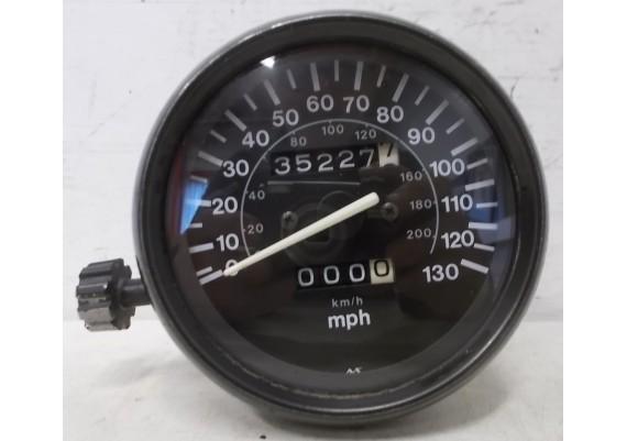 Snelheidsmeter / kilometerteller MPH/KPH (35277 ml.) GS 500 E