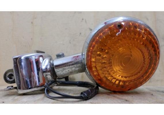 Knipperlicht links voor incl. bevestigingsbeugel XJ 650 Maxim