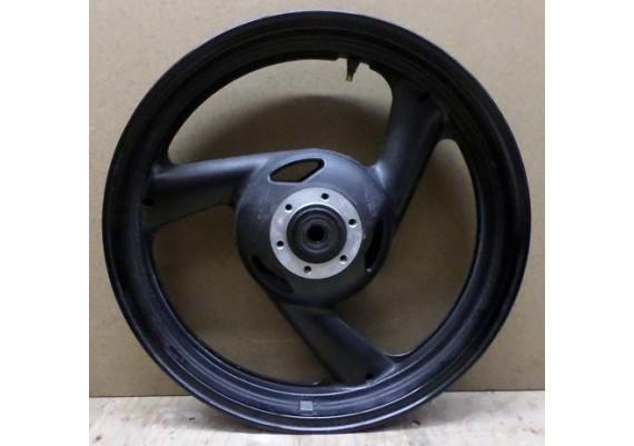 Voorvelg zwart J17 x MT3.00 FZS 600 2000