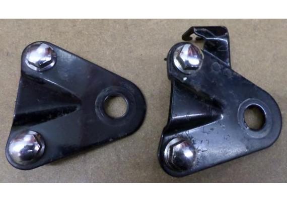 Schetsplaten bevestiging achterbrug (set) CMX 450