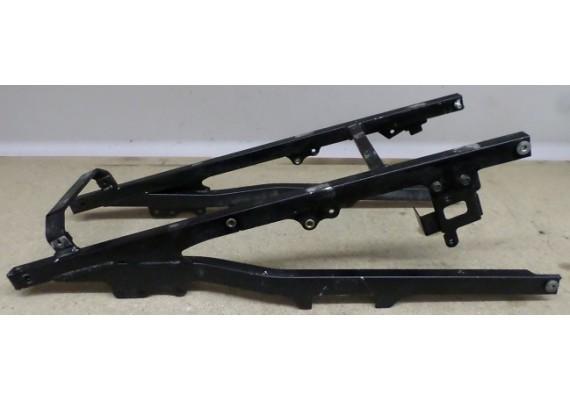 Subframe zwart (aluminium) GPX 600