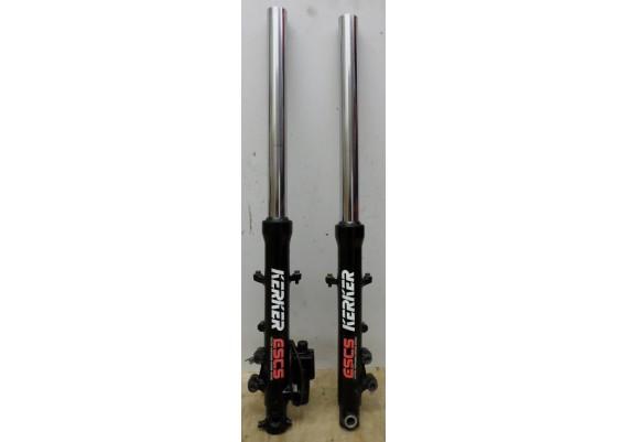 Voorpoten (set) inclusief anti-duiksysteem GPX 600