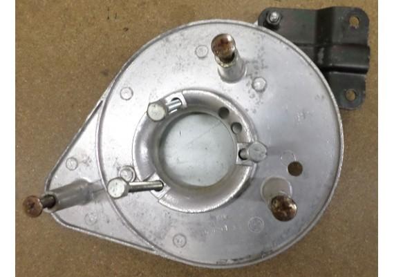 Schetsplaat luchtfilter VT 600