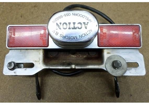 Kentekenplaatverlichting inclusief houder VF 750 C