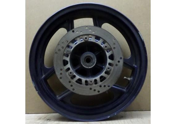 Achtervelg J16 x MT 3.00 donkerblauw inclusief schijf GPX 600