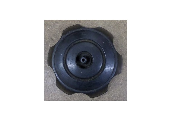 Tankdop zwart XR 600 R 1987