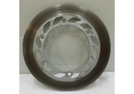Remschijf links voor (4) model A (5 mm.) CB 650 SC