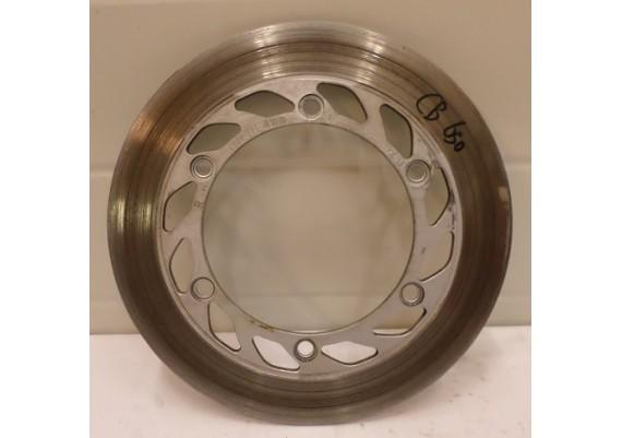 Remschijf rechts voor (1) model A (5 mm.) CB 650 SC