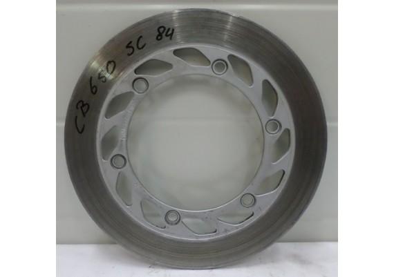 Remschijf rechts voor (2) model A (5 mm.) CB 650 SC