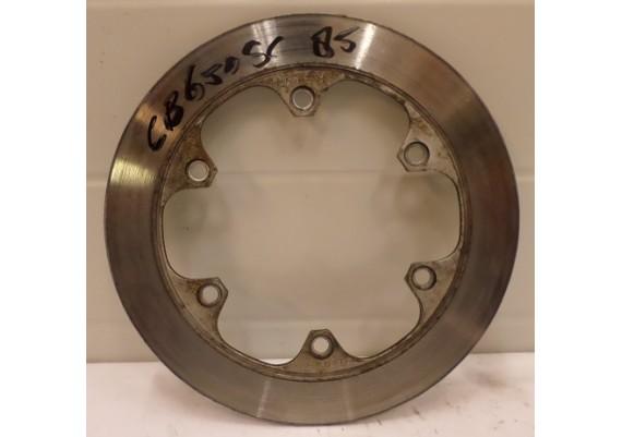 Remschijf voor (1) model B (4,2 mm.) CB 650 SC