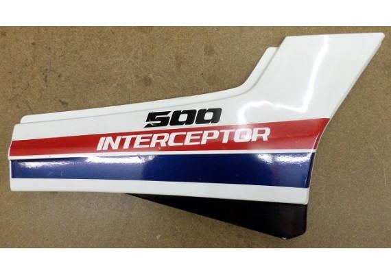 Zijkap rechts (2) rood/wit/blauw VF 500 Int