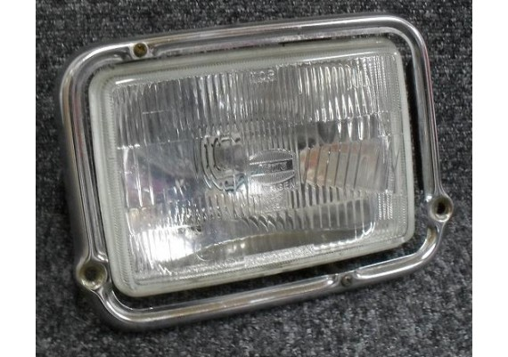 Koplamp incl. chromen rand FJ/XJ 600
