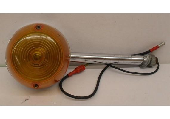 Knipperlicht chroom bol FJ/XJ 600