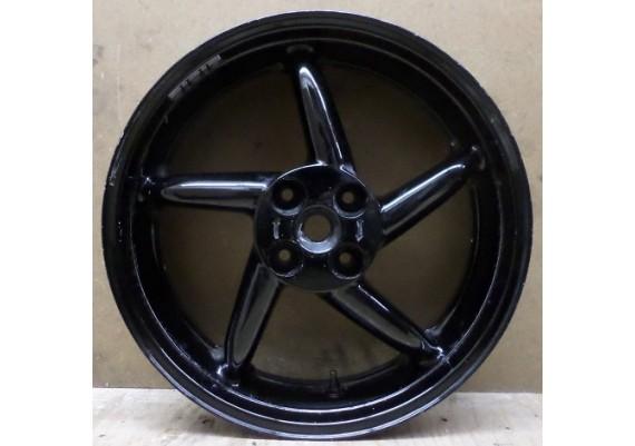 Achtervelg zwart (1) 5-spaaks J17 x MT5.00 VFR 750 F