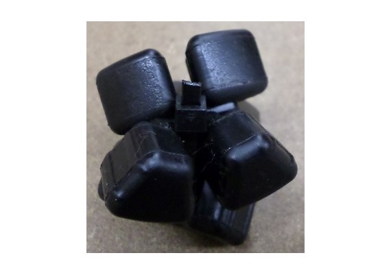 Aandrijfrubbers dynamo (set) GPZ 750 R