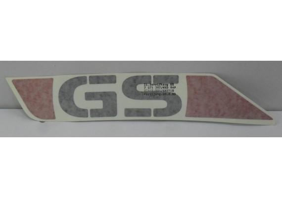 Sticker BMW R 1150 GS 1611 7 671 367