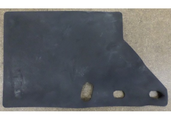Beschermflap rubber VT 800 C