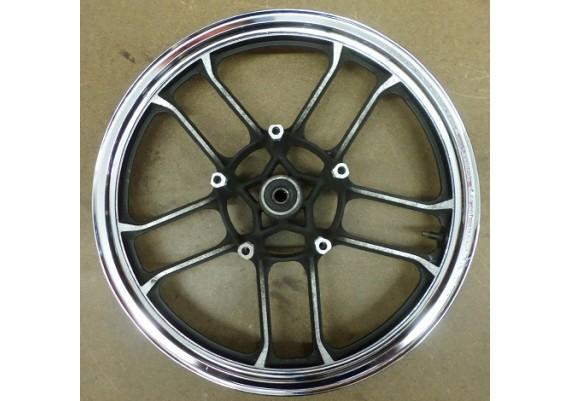Voorvelg (1) zwart/chroom J19 x MT2.15 VT 750 C RC14
