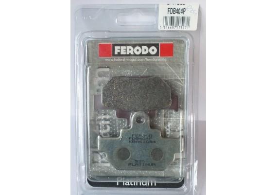 Remblokken Ferodo FDB404P